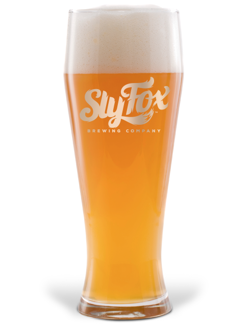 Sly Fox Whitehorse Wit Belgian-style Wheat Ale