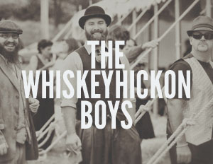 The Whiskeyhickon Boys