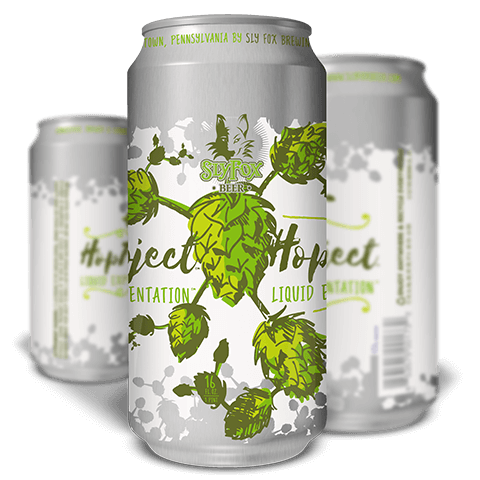 Sly Fox Brewing Co. Hop Project Limited Beer