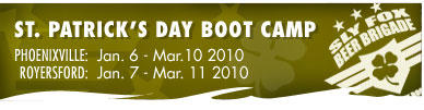 SLY FOX BOOT CAMP