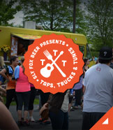 Sly Fox Taps Tunes Trucks Music Festival