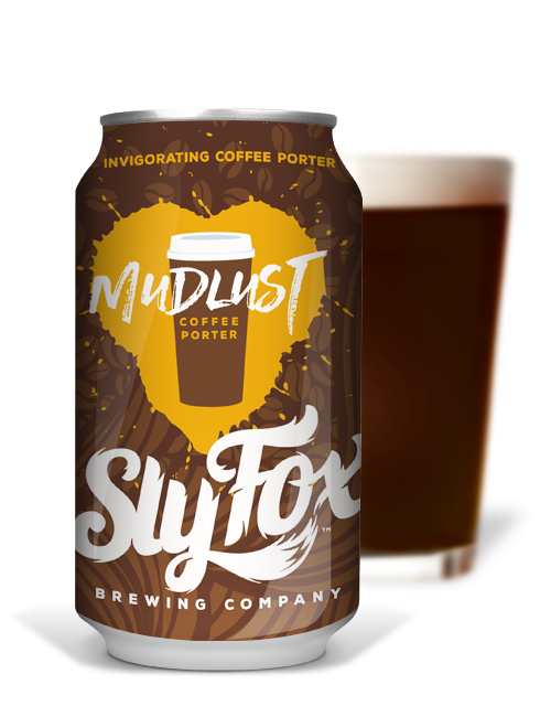 Sly Fox Mudlust Coffee Porter Coffee Infused Robust Porter