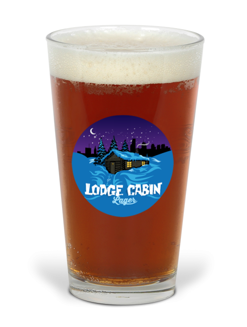 Sly Fox Lodge Cabin Lager German-style Fest Bier