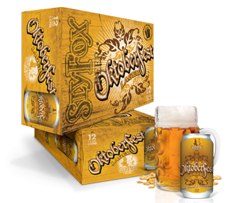 Sly Fox Oktoberfest German-style Lager