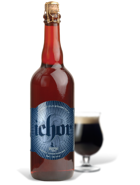 Sly Fox Ichor Abbey-style Quadruple