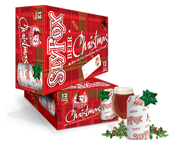 Sly Fox Christmas Ale Spiced Ale