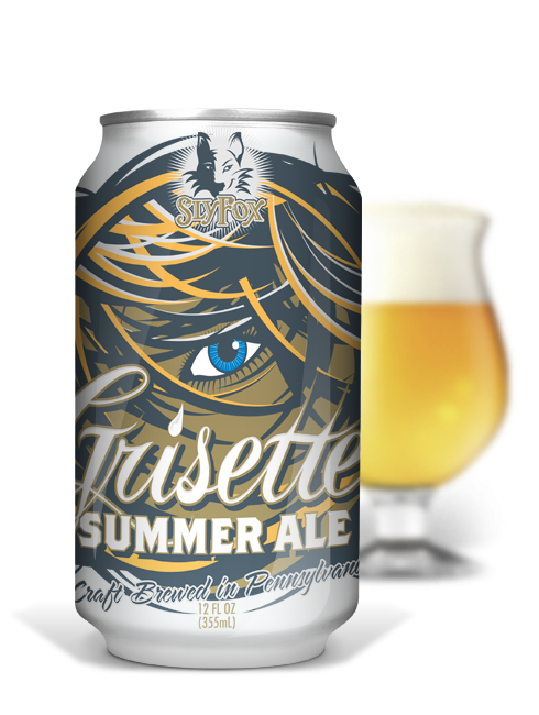Sly Fox Grisette Summer Ale Belgian-style Farmhouse Ale