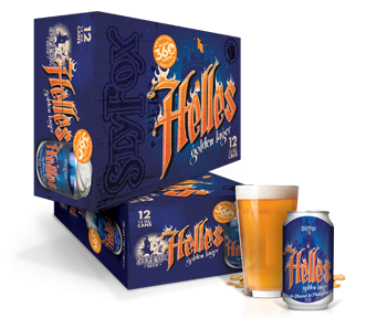 Sly Fox Helles Golden Lager German-style Lager