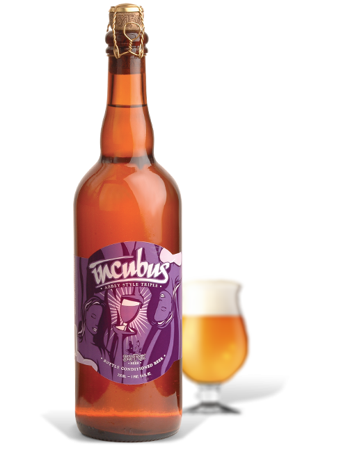 Sly Fox Incubus Abbey-style Tripel